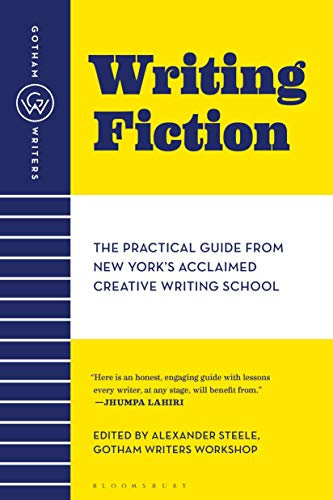 Cover of Writing Fiction by the Gotham Writers' Workshop