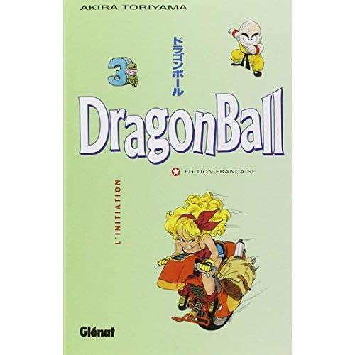 DRAGON BALL T03 - L'INITIATION by TORIYAMA AKIRA (January 19,1995)