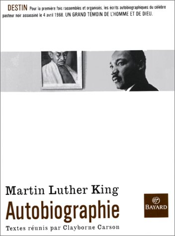 Martin Luther King Autobiographie