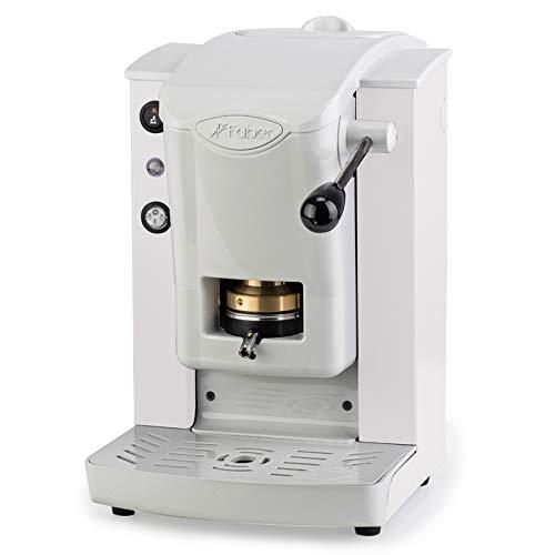 Faber Italie Slot Plast Machine à café pour dosettes, orange Bianco