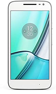 Motorola Moto G4 Play Smartphone (12,7 cm (5 Zoll) 16 GB, Android) weiß (Dual SIM) (B01K4HC7P4) | Amazon price tracker / tracking, Amazon price history charts, Amazon price watches, Amazon price drop alerts