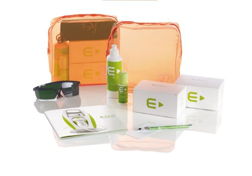 Accessoire Epilateur/Epilateur lumière pulsée/Epilation definitive/Coffret utilisateur supplémentaire E-One Clinic R Rose fushia/REF00107501