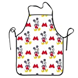 Cooking Kitchen - Grembiule da cucina Topolino Minnie 2 Chef per donne e uomini