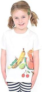 グラニフ(graniph) 【キッズ】コラボレーションキッズTシャツ/メニーメニーフルーツ(エリックカール)