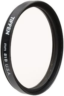 Tiffen 77mm 81B Filter