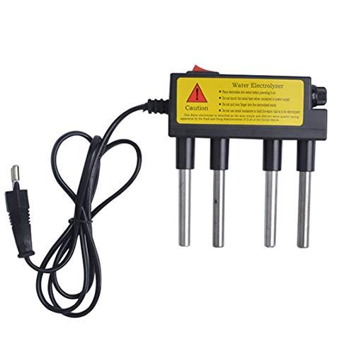 Wasserelektrolyse-Test Elektrolyse-Wasserwerkzeuge TDS-Teststift Für die Prüfung von Trinkwasser und Wasseraufbereitern zu Hause Kaemma(Color:Black)