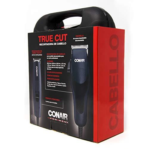 rasuradora con air fabricante Conair