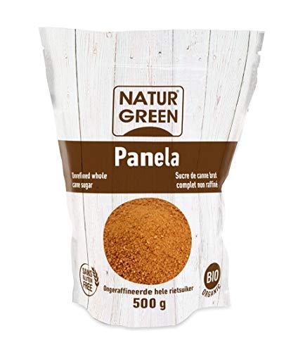 Azúcar Panela NaturGreen 500 gr