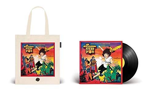 Les Mystérieuses Cités d'Or (Vinyle + Tote Bag)