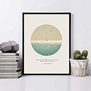 salt and sea prints