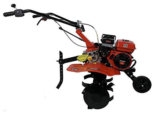 SAKAWA Motocultor Motoazada 7,5 CV 2 Vel adelante 1 Atrás