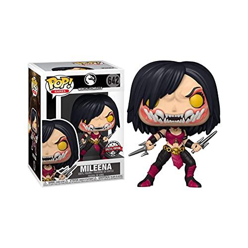 Funko Pop! Mortal Kombat X Mileena Insider Club Exclusive Figure 642