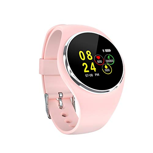 Rastreador de fitness DK01 1.0 pulgadas TFT Pantalla a color IP67 Reloj inteligente con Bluetooth a prueba de agua, Recordatorio de llamada de soporte / Monitoreo de frecuencia cardíaca / Monitoreo de