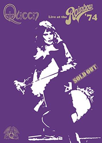 クイーン〜ライヴ・アット・ザ・レインボー '74【通常盤DVD/日本語字幕付】