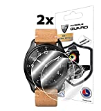 IPG for Kronaby Sekel - Apex Smartwatch (43mm) Screen Protector (2 Units) Invisible Ultra HD Clear Film Anti Scratch Skin Guard - Smooth/Self-Healing/Bubble -Free by