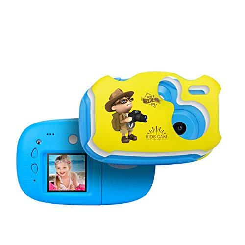 Cámara Digital para Niños de Vídeo y...