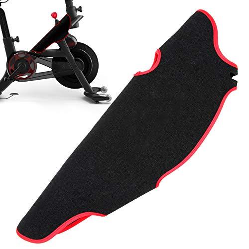 Custom Sweat Towel FrameWrap for Peloton Bike + - Peloton Bike Accessories (Not Compatible with Peloton Bike))