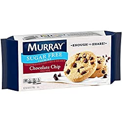 Murray Sugar Free Cookies, Chocolate Chip, 8.8 oz Tray