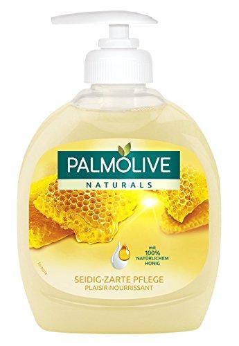 Palmolive Flüssigseife Milch und Honig, 300 ml