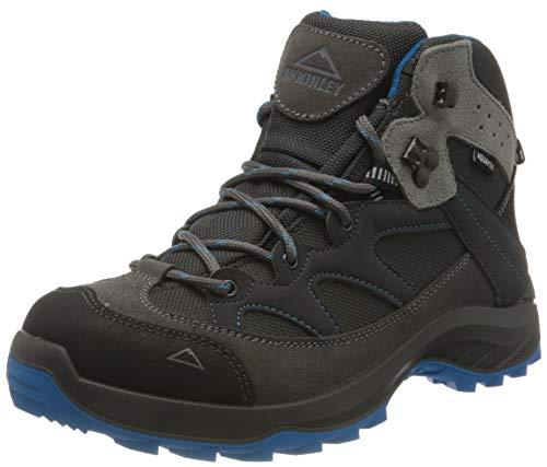 McKINLEY Damen Travel Comfort AQX Mountainbiking-Schuh, Anthracite/GREYLIGHT, 40 EU