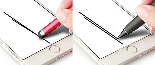 『Acase Active Sense ペン先 2mm スタイラスペン 自己静電発生式 グレー 【国内正規品】』の2枚目の画像