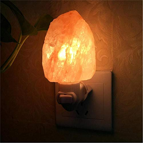 Nieuwste Nachtlampje Himalaya Zoutlamp Luchtreiniger Kristalzout Rots Nachtlampje Voor Kinderen Voor Slaapkamerverlichting