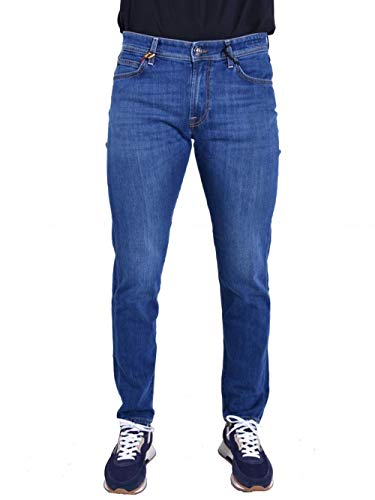 Roy Roger's P21RSU016D4081575 999 Denim Jeans Uomo 34