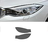 BMW F30 G20 F40 F22 F32 F10 G30 G32 G11 G15 F34 F07の場合、車のヘッドライト保護フィルムフロントライトスモークTPUステッカー