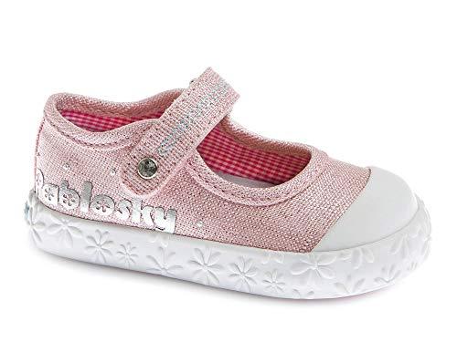 Zapatillas De Lona Niña Pablosky Rosa/Lila 961371