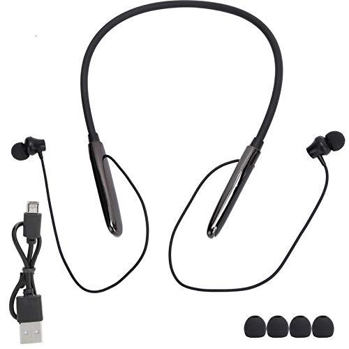 ハンギング ネック タイプ ヘッドセット 快適な装着感 ワイヤレス イヤホン 音楽を聴くためのプロのデザイン コール