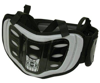 """HRP Sports K-Rib Wrap Kidney Belt Rib Guard Belt (2XL (42""""-46""""), grey)"""