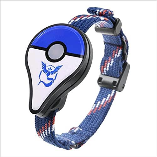 Pokemon Go Plus Pulsera Pocket Auto Catch Interruptor De Banda De Carga Bluetooth Capturador Automático Pulsera Inteligente, Pulsera Bluetooth Pulsera Reloj Juego