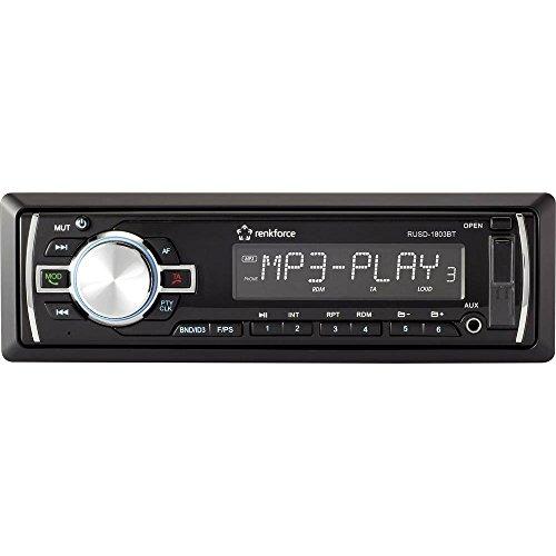 Renkforce RUSD-1803BT Autoradio Bluetooth®-Freisprecheinrichtung