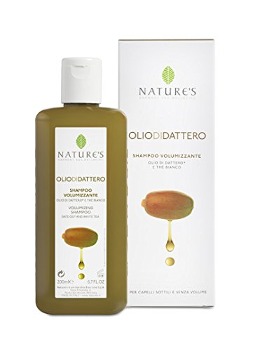 BIOS Line oliodidattero Natures Shampooing Volume – 500 ml