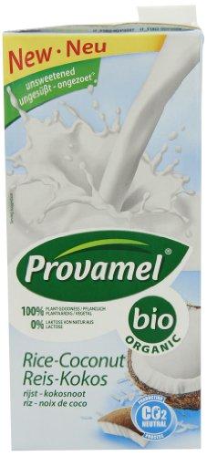 Provamel Reis-Kokos-Drink, 6er Pack (6 x 1 l), Bio