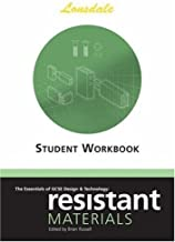 The Essentials of GCSE Design & Technology: Resistant Materials Worksheets (Lonsdale Revision Guides) by Russell, Brian published by Lonsdale Revision Guides (2003)