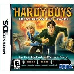 The Hardy Boys Treasure on the Tracks [Importación Inglesa]