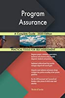 Program Assurance A Complete Guide - 2020 Edition