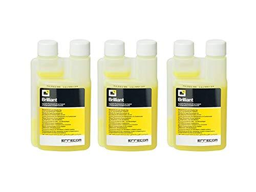 ERRECOM Brilliant, Gelbes UV-Kontrastmittel für KFZ-Klimaanlagen mit R12 - R134a - R1234yf – Hybrid und Elekto-Fahrzeuge (3)