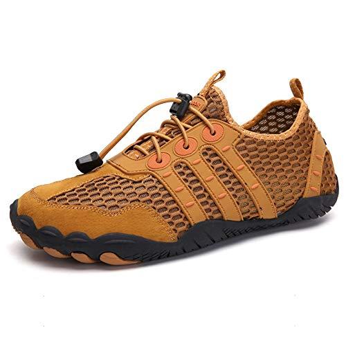 Zapatos De Agua De Los Hombres Descalzo Zapatos De Agua Calcetín De...