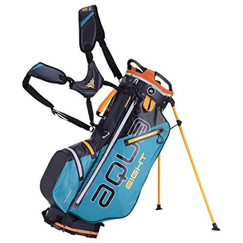 Big Max Aqua Eight Standbag (Petrol/Black/orange)