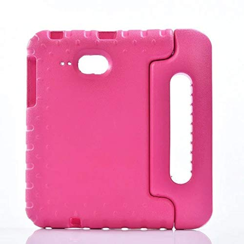 RZL PAD & TAB cases For Samsung Galaxy Tab S4 10.5 T830 T835 T837, Kids Safe Shockproof EVA Foam Stand Case W/Hand Holder Cover for Samsung Galaxy Tab S4 10.5 (Color : Rose)