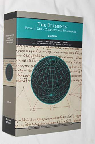 Elements, Books I-XIII