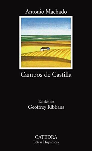 Campos de Castilla (Letras Hispánicas)