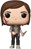 Funko Pop! Games: The Last of Us Part II - Ellie