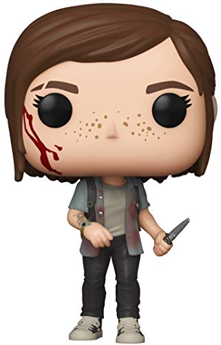 POP! Games: The Last of Us- Ellie