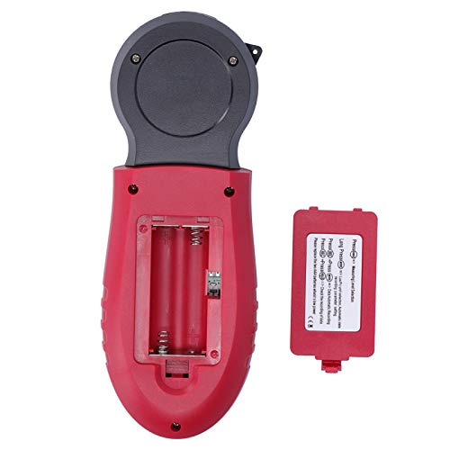 Fotómetro, medidor de luz automático para rango de medición de 1 LX a 200000 LX para que las personas lo verifiquen