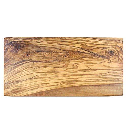 ジェネラルオリーブウッド(General Olive Wood) オリーブの木 まな板 一枚板 カッティングボード #GOWGB022 約30×15×1.5cm