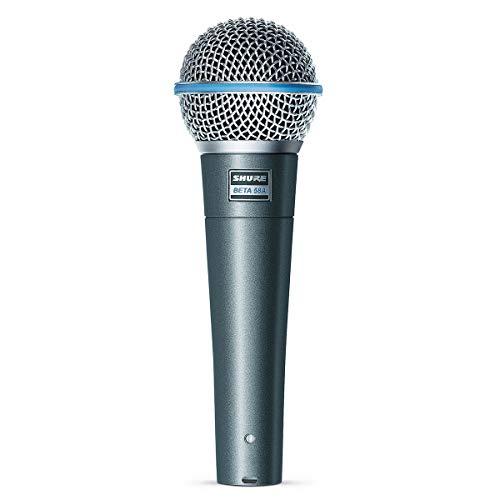 Shure Beta58A Microfono Supercardioide Di Alta Qualità