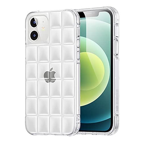ESR Funda Elegante Compatible con iPhone 12/12 Pro, Funda Colorida, Estilo único, excelente protección, Funda Pop Style, Escarcha